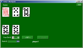 Blackjack visual basic 2008 pa legalize online poker